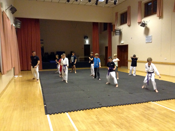 HN Karate Club